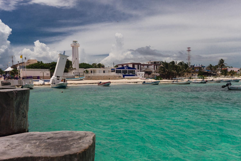 Puerto Morelos, Mexique