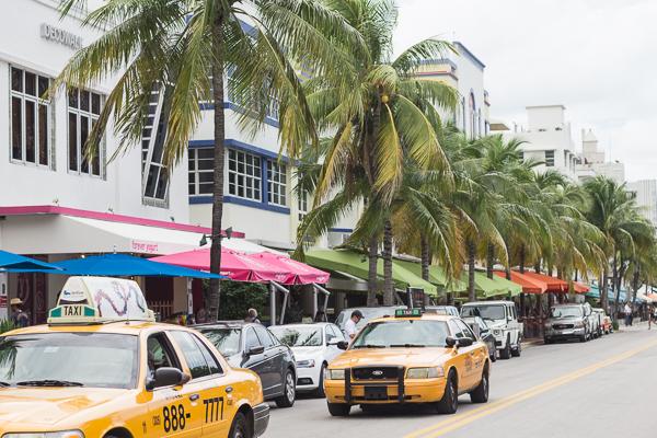 Quartier Art Déco de Miami Beach, Etats-Unis