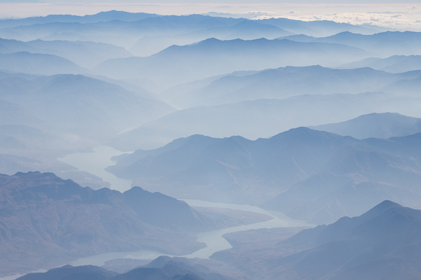 Montagnes du Yunnan, Chine