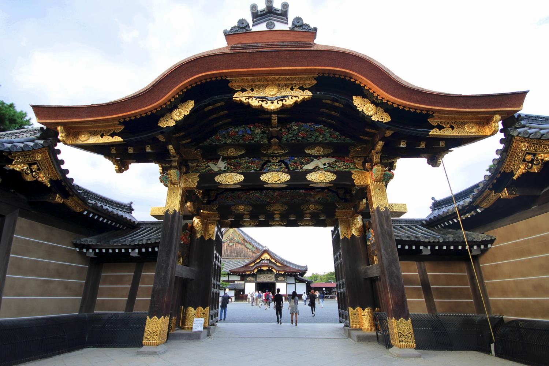Palais Impérial de Kyoto, Japon