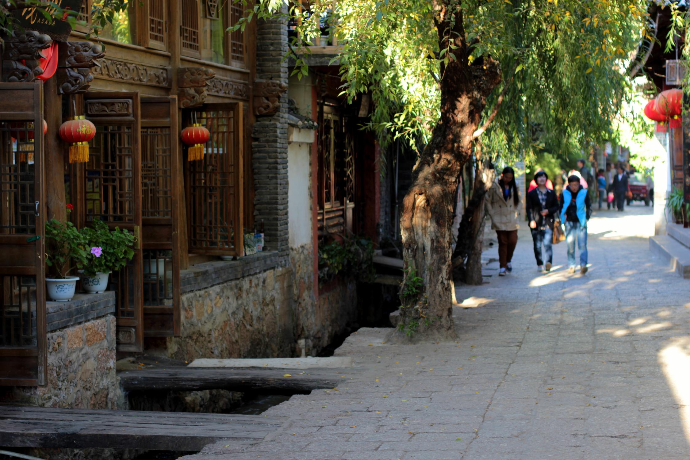 Lijiang, Yunnan, Chince