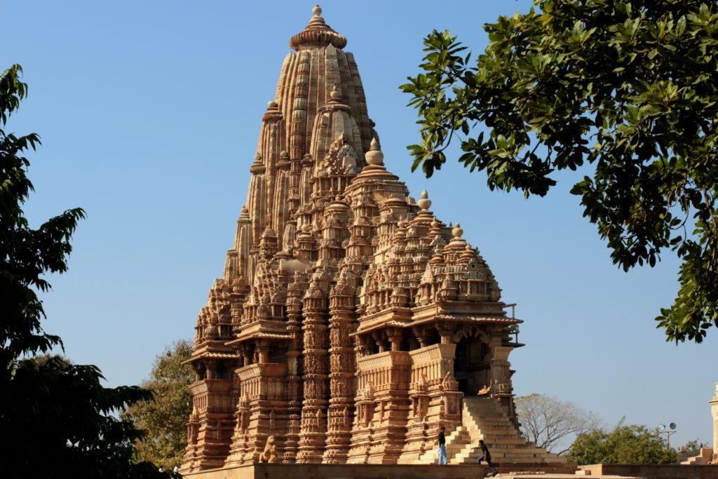 Temple de Khajuraho, Inde