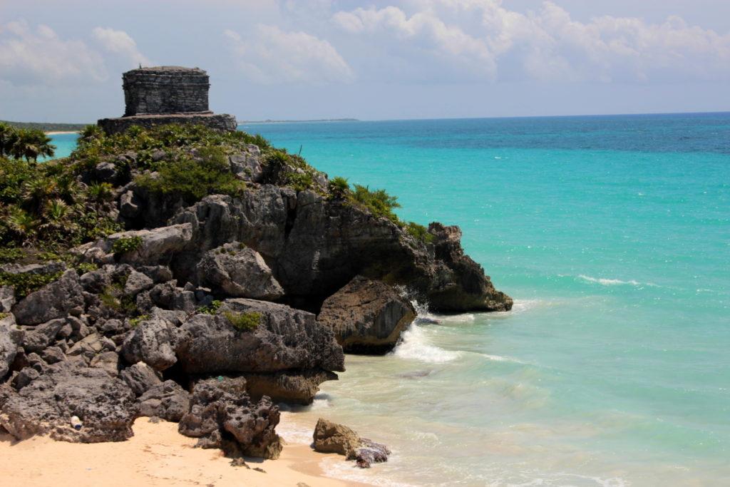 Ruines maya de Tulum, Yucatan, Mexique