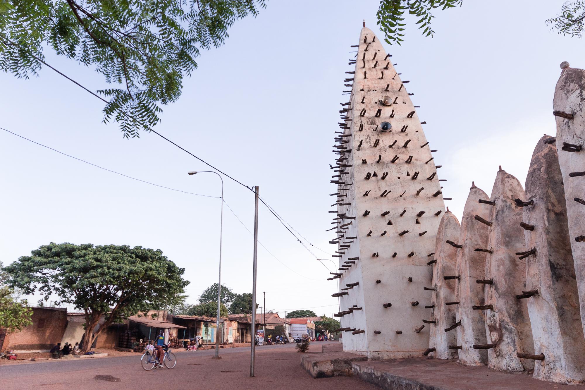 Grande Mosquée de Bobo Dioulasso, Burkina Faso