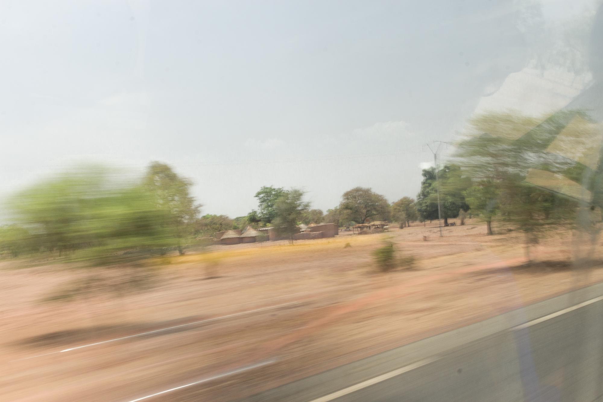 accident sur la route, Burkina Faso