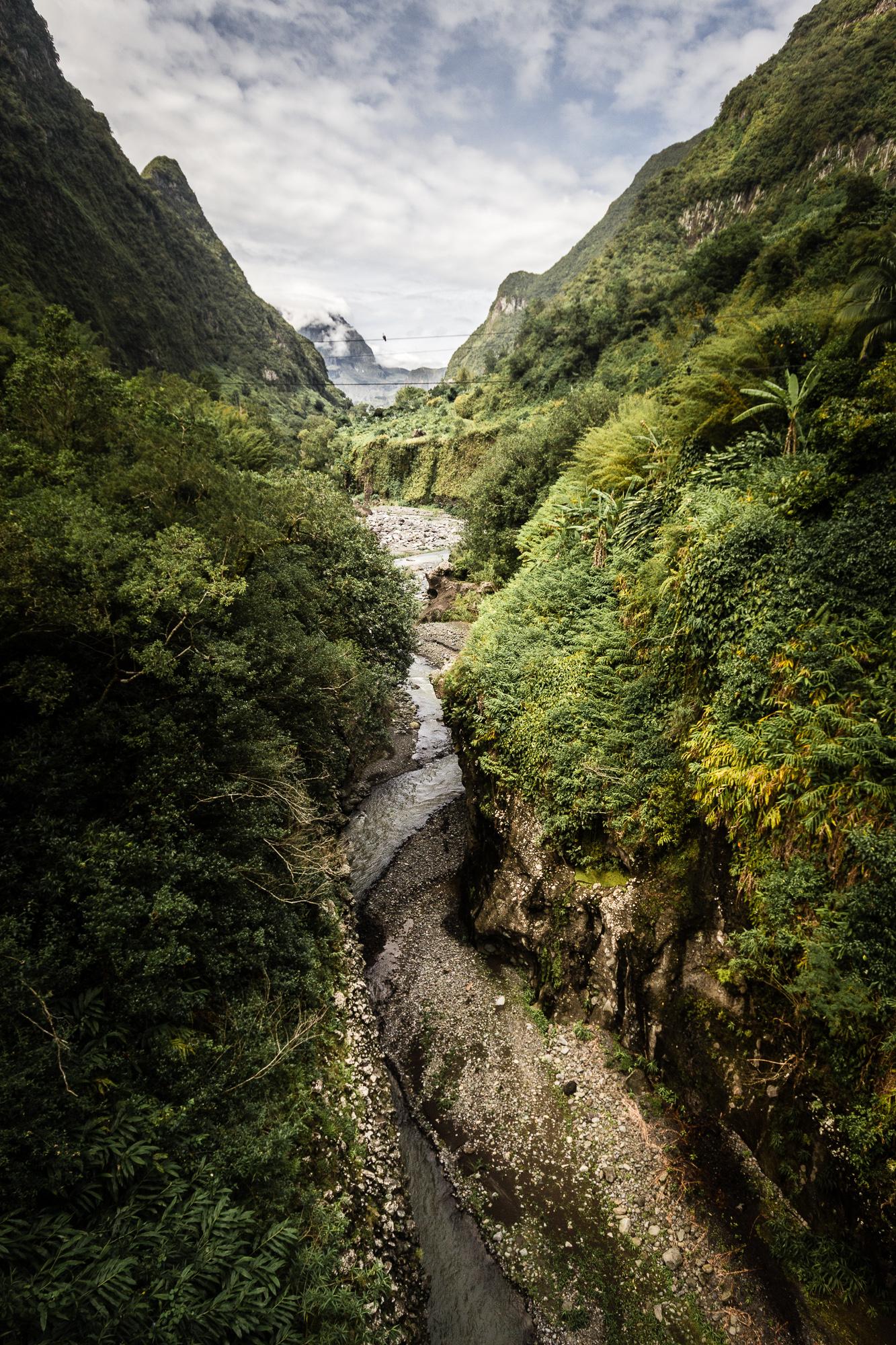 ravine riviere du mat