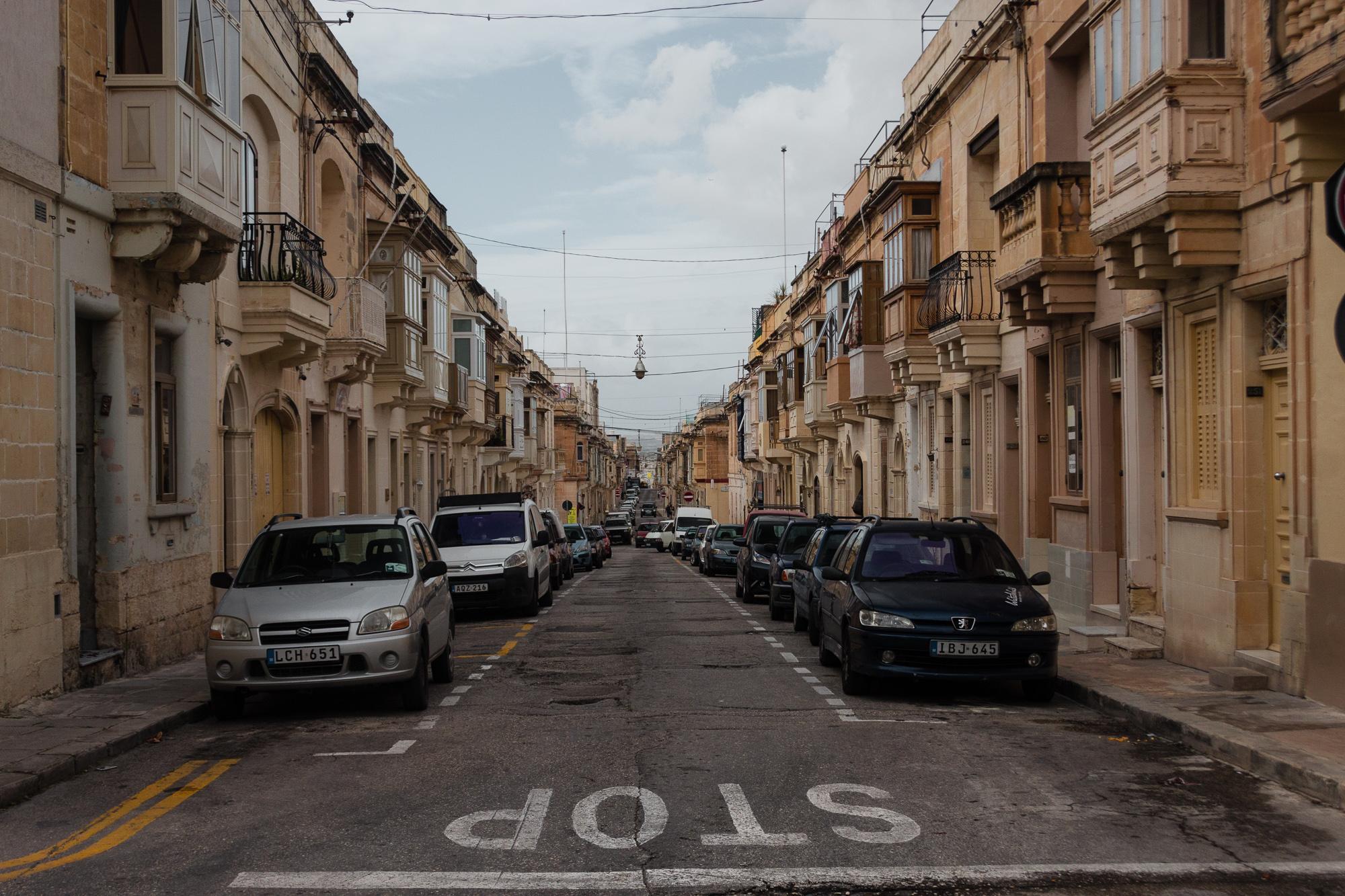 rue tarxien malte