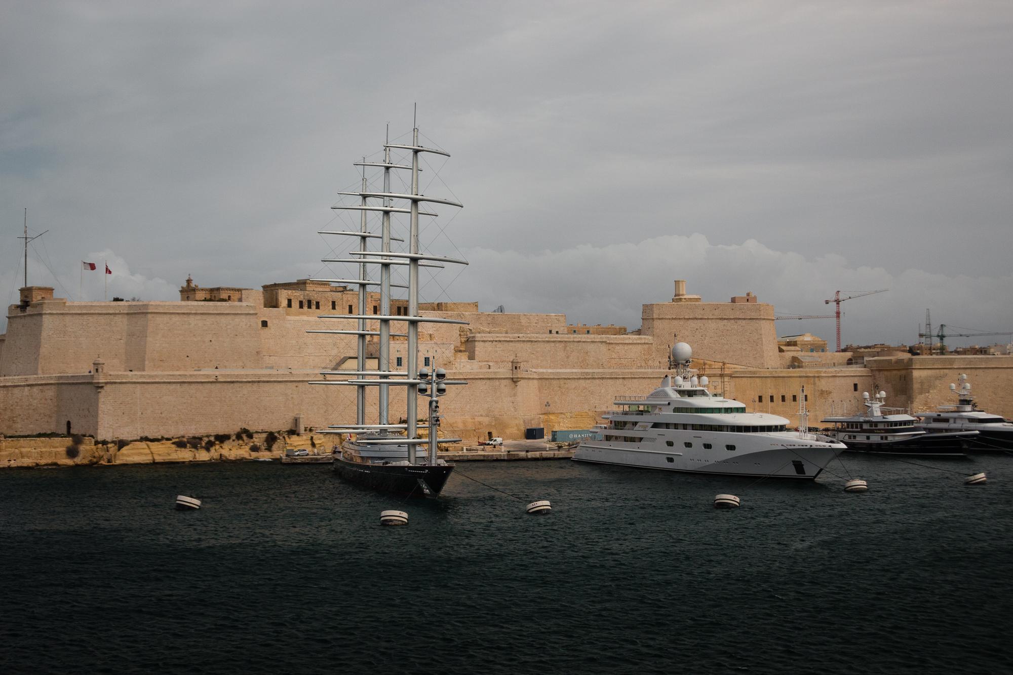 yachts la valette