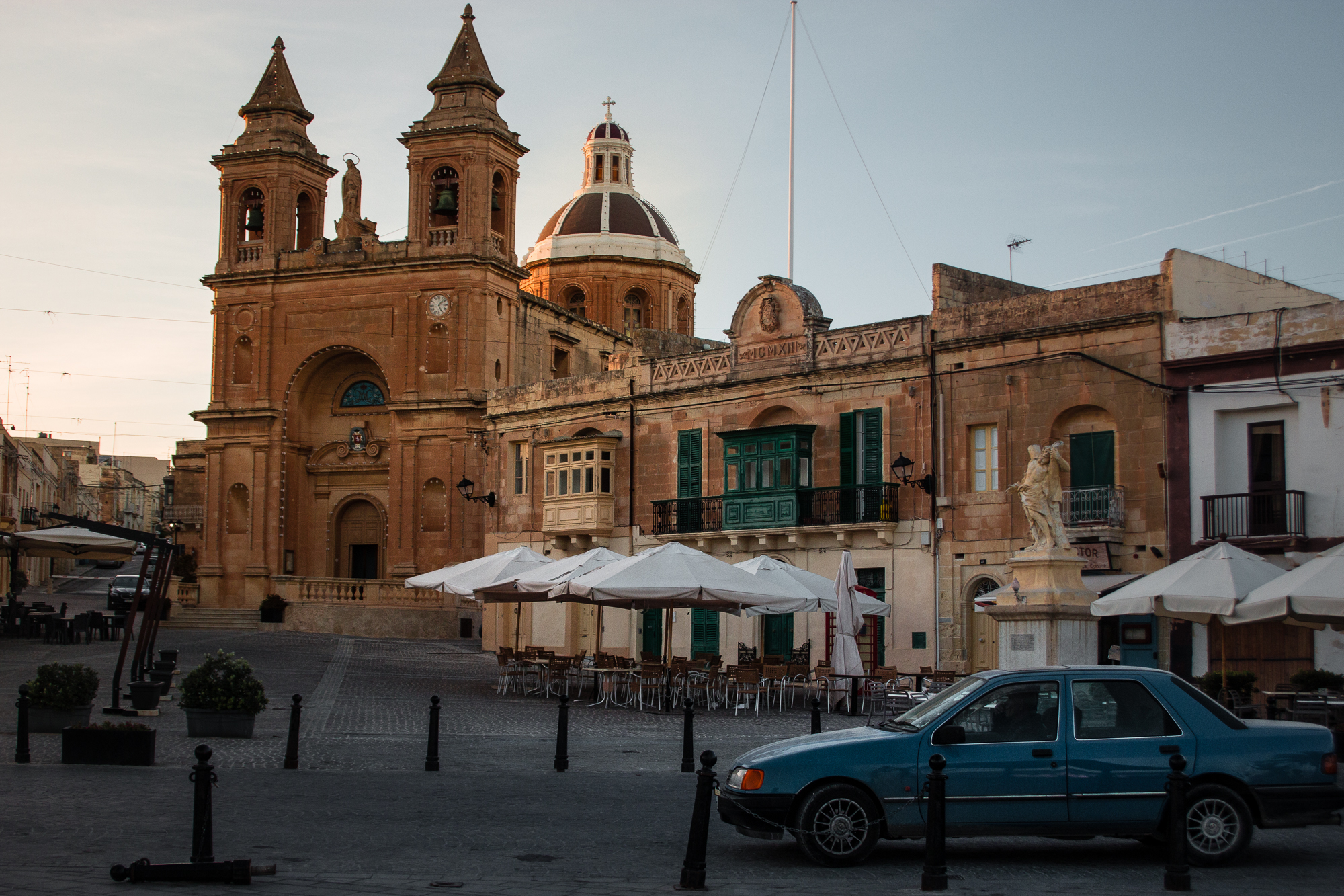 église Marsaxlokk