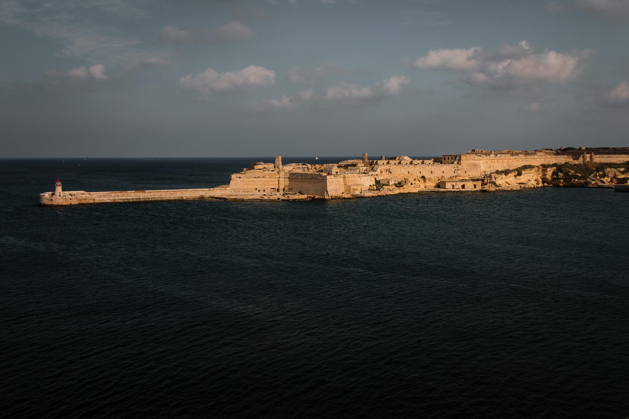 Fort Ricasoli Malte