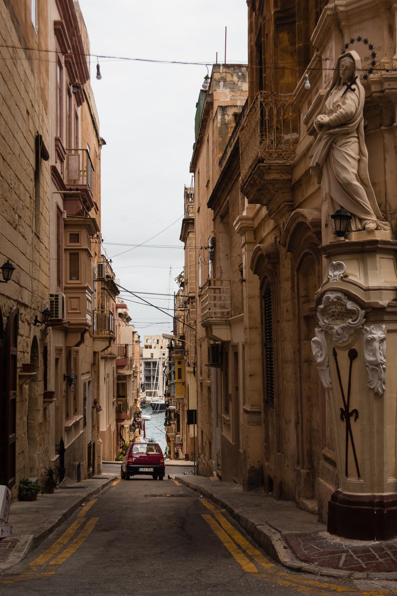 rue étroite 3 cités