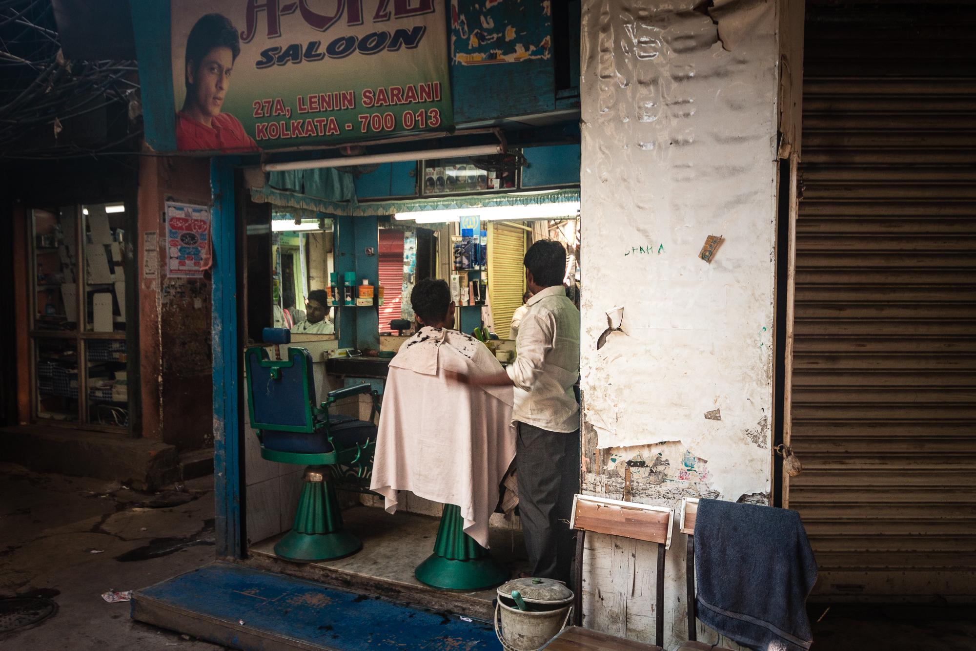 salon de coiffure calcutta