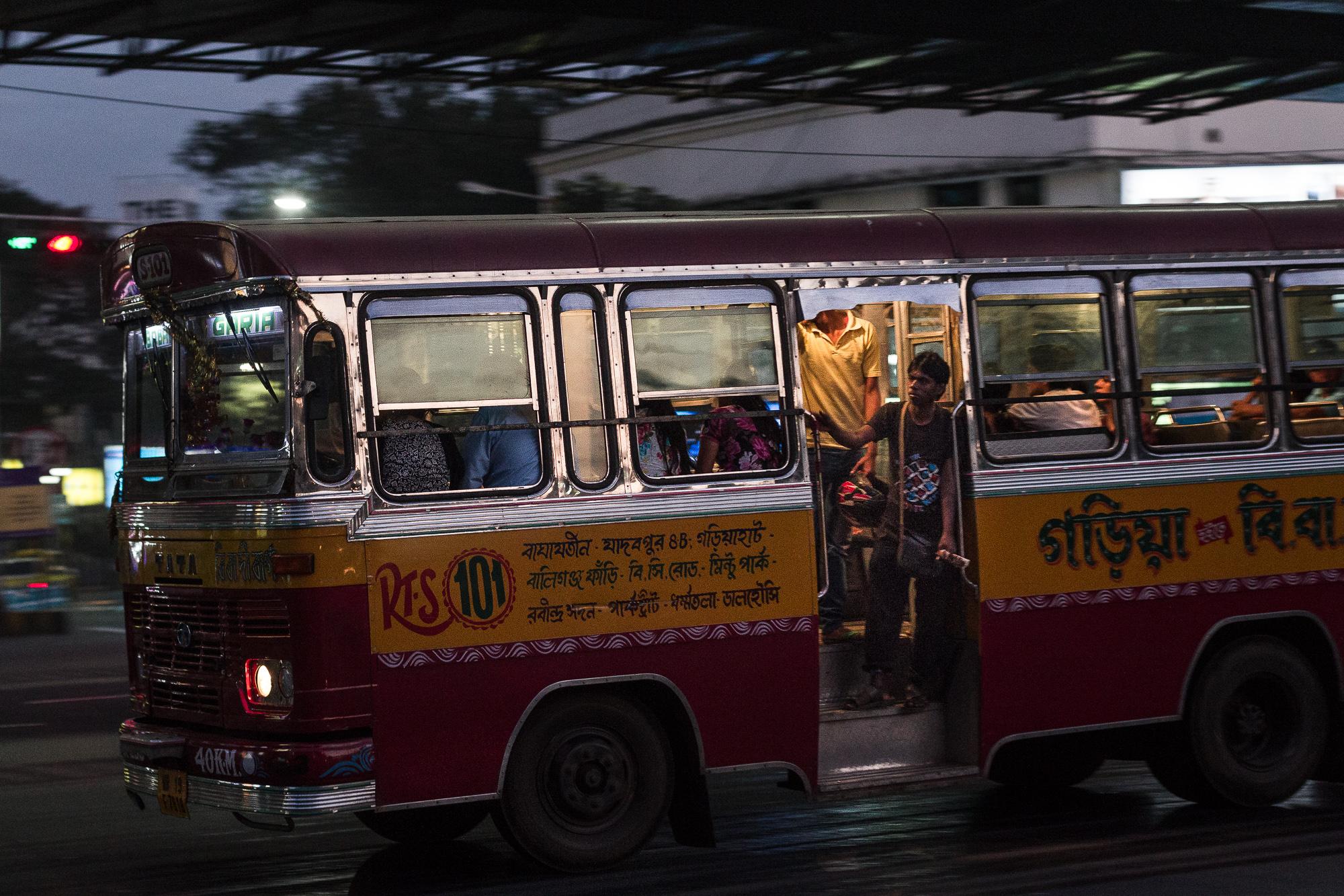 filet bus calcutta