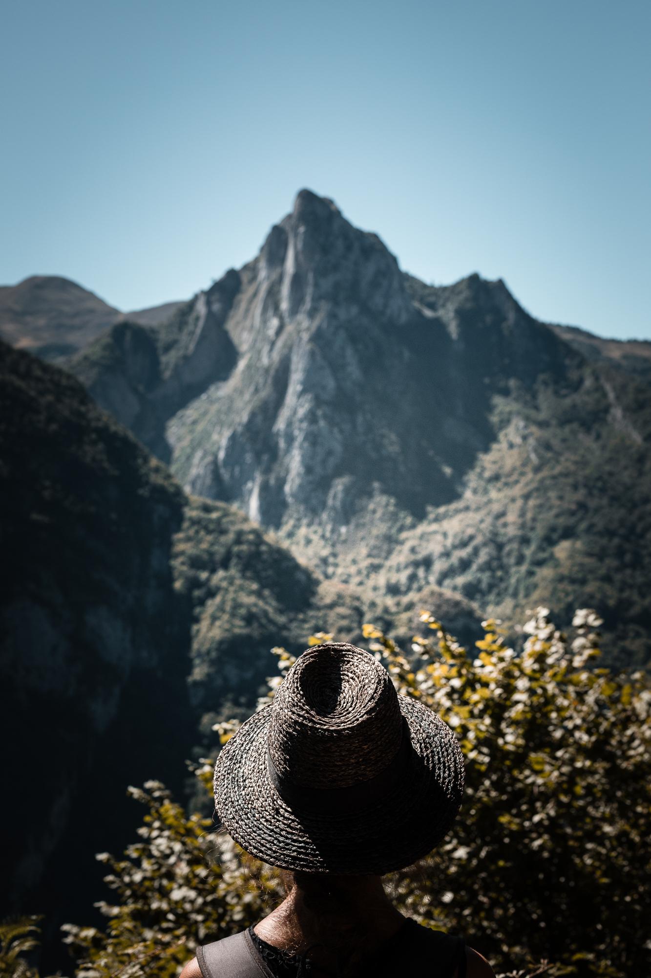 sommet vallée d'aspe